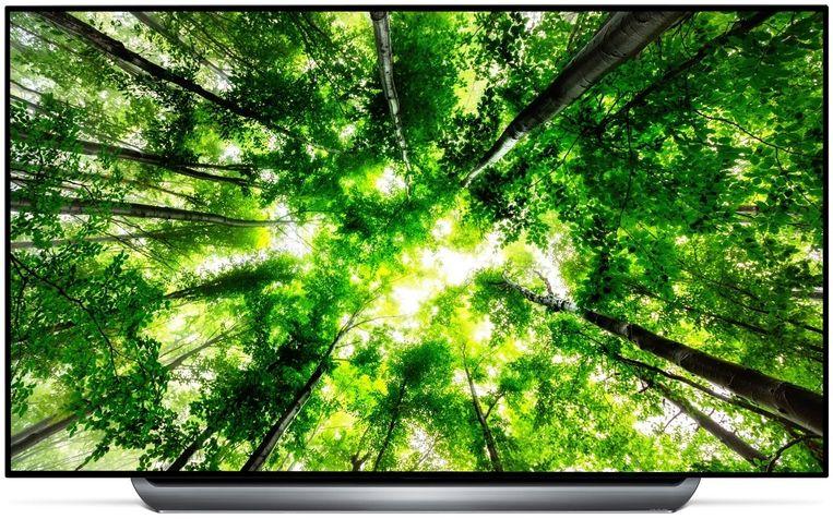 LG's beeldtopper schittert ook qua audio.