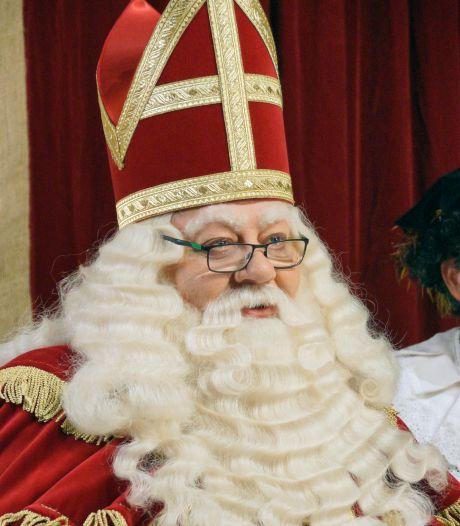 Delftse Sinterklaas kan niet ontkennen dat hij aankomen met de boot het allerleukst vindt