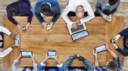 Worden we te afhankelijk van technologie op het werk?