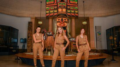 """""""Eigen vriendje is stand-in voor kusscènes"""": op de set van de nieuwe K3-film 'Dans van de farao'"""
