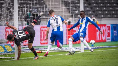 Lukebakio: assist en... 'gestolen goal'