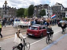 Vrijheidsmars: liefde, geduld en woede om coronaregels