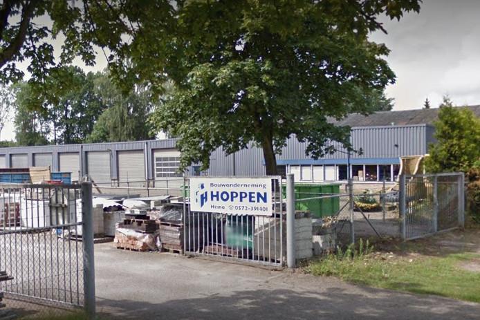 Bouwbedrijf Hoppen in Heino.