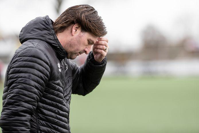 DVC'26-trainer Edwin Hoogerdijk.