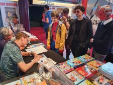 Stripfestival in Breda: 'Donald Duck blijft populair'
