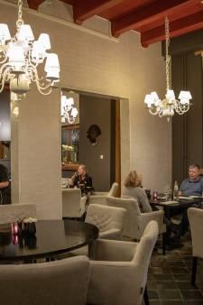 Hotel-restaurant Het Raedthuys in Sint-Maartensdijk gaat dicht