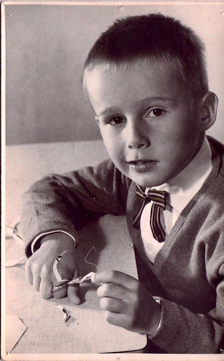 Kinderfoto Beeld Privé-archief