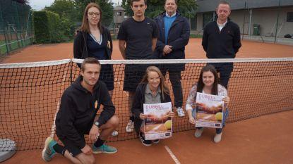 Tennisclub De Waaiberg pakt uit met dertigste dubbeltornooi