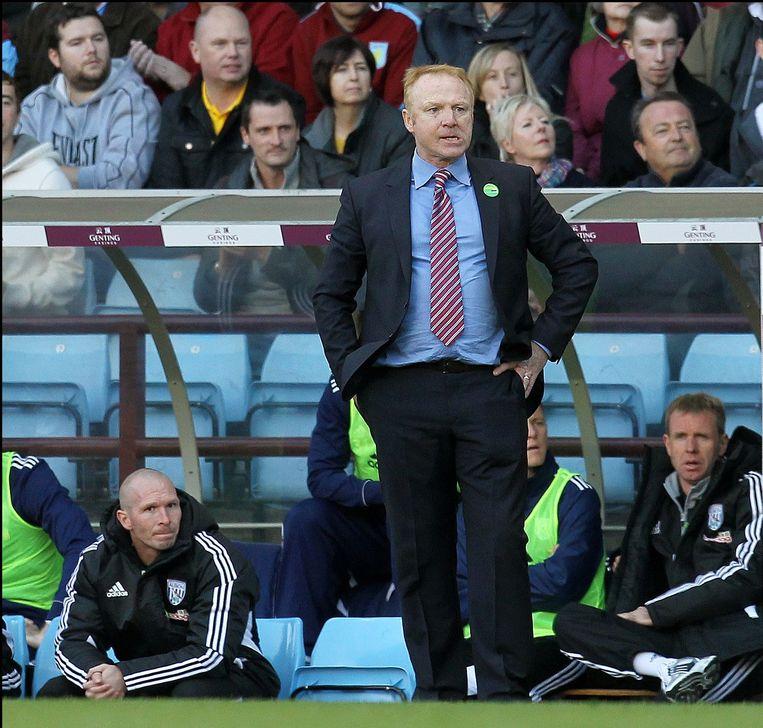 De 55-jarige Schot was in het verleden aan de slag bij onder meer Aston Villa
