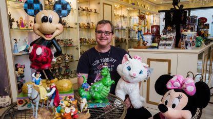 Disneyfans dromen weg in voormalig magazijn