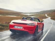 Nieuwe Porsche Cayman en Boxster 718 T zijn geen instapmodelletjes