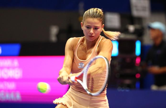 Camila Giorgi.
