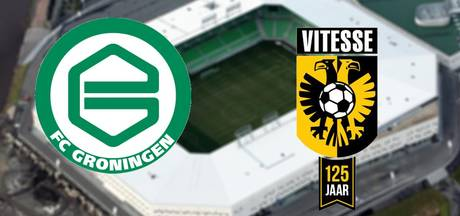 FC Groningen snakt naar driepunter tegen Vitesse