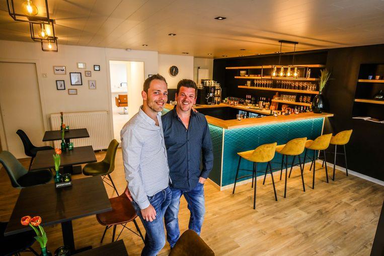 Coupe Café Langestraat Brugge.