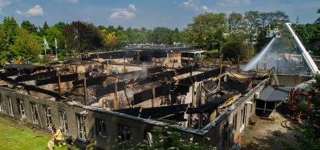 ROVC vindt onderdak voor eerste examens na verwoestende brand