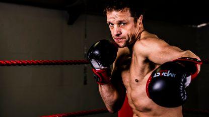 """In de ring leert hij BV's winnen, zelf vecht Jurgen Haeck tegen ADHD: """"Boksen is mijn rilatine"""""""