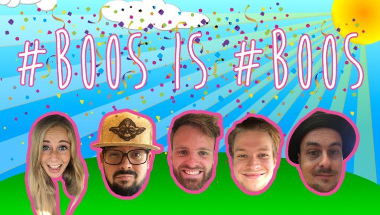 #Boos is #Boos Beeld BNNVARA