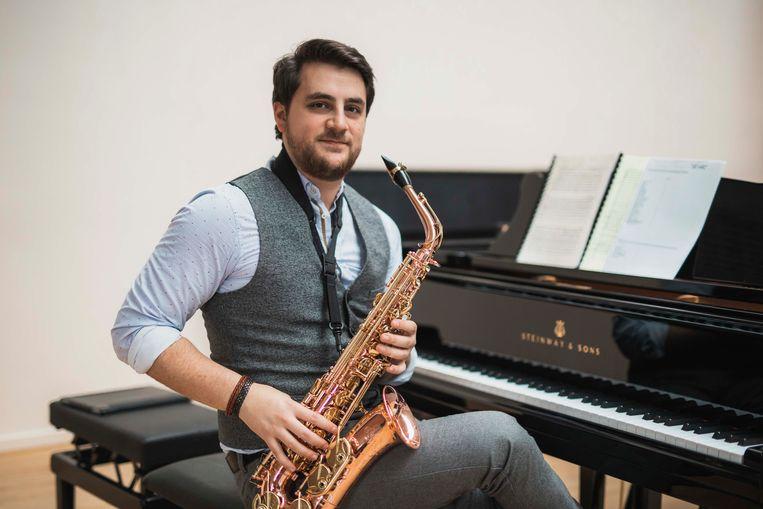 Gregory Ksiondzyk (28) wint prestigieuze compositiewedstrijd.