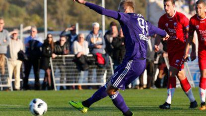 Anderlecht verliest oefenduel, ondanks scorende Teo