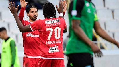 VIDEO. Refaelov helpt Antwerp weer voorbij Club Brugge naar tweede plek: 'Great Old' wint makkelijk tegen Cercle