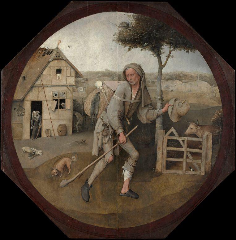 De Marskramer van Hieronymus Bosch. Beeld Corbis via Getty Images