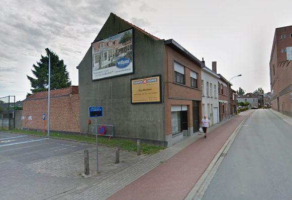 Deze woning in de Dendermondestraat verdwijnt in de toekomst onder de sloophamer.