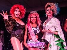 Tipsy Patrón winnares van Miss Travestie Groene Hart 2019