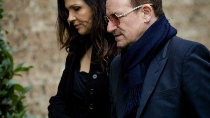 """Bono is al veertig jaar samen met zijn vrouw Ali: """"Thuis, dat is mijn vrouw"""""""