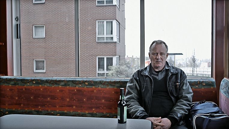 Stellan Skarsgård in A Somewhat Gentle Man van Hans Petter Moland. Beeld
