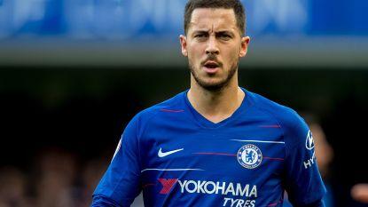 Eden Hazard kan meer dan 360.000 euro per week verdienen bij Chelsea, maar blijft pokeren met Real Madrid