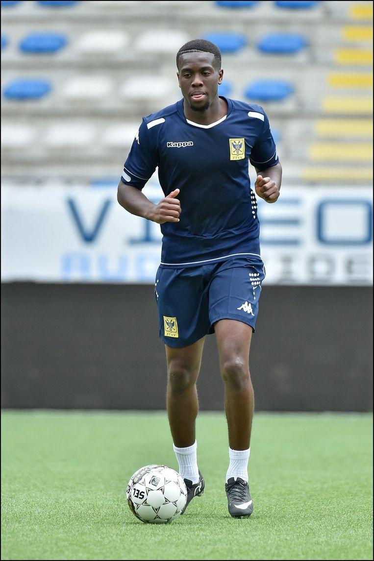 Yannis Mbombo.