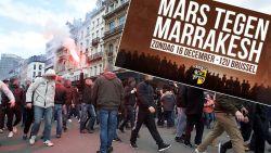 """""""Mars tegen Marrakesh gaat toch door"""": organisatoren lappen Brussels verbod aan hun laars"""