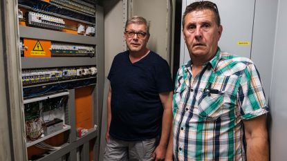 """Oeps foutje: Fluvius jaagt 400 volt door elektriciteitsnet harmonie. """"Al onze toestellen stuk"""""""