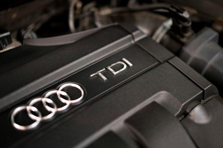 De daders gingen onder meer met een Audi aan de haal.