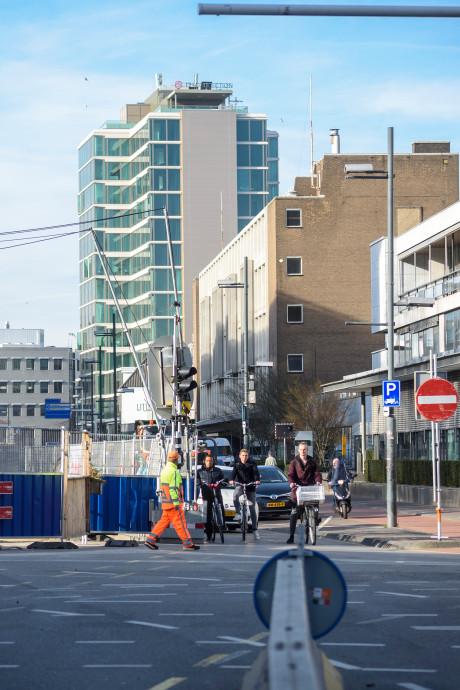 Meningen verdeeld over schrappen knip in Vestdijk Eindhoven