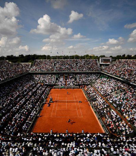 Roland Garros laat per dag slechts 5000 mensen toe