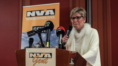 """Sleurs stapt op als lijsttrekker N-VA Gent: """"Voor Elke was alle miserie in de wereld Brackes schuld"""""""