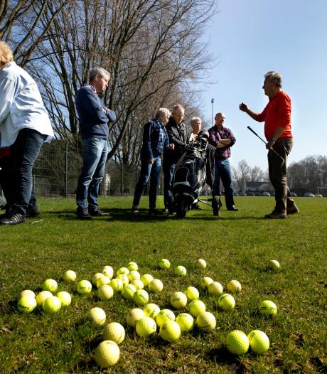 Parkinson bestrijden door te golfen in Eindhoven