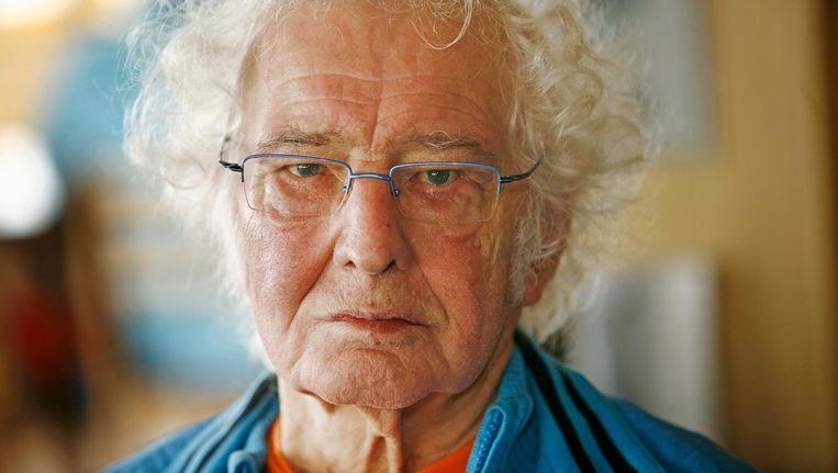 Jan Wolkers in 2007 Beeld anp