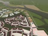 Reeve: dorps en met watergangen