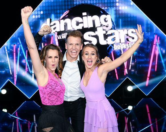 Leen, James of Kat: wie wint straks het eerste seizoen van 'Dancing with the Stars'?