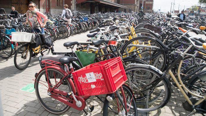De rechter ontkent niet dat de Amsterdamse fietser de regels nogal eens aan zijn laars lapt.