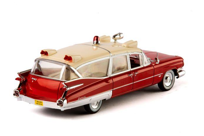 Cadillac Miller-Meteor ambulance (1959)