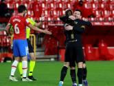 Messi leidt Barcelona met nieuwe record naar ruime zege op bezoek bij Granada, zoontje viert uitbundig voor tv