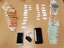 Politie betrapt twee mannen tijdens een drugsdeal in Rheden