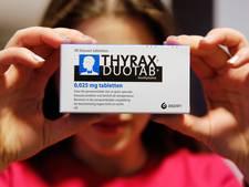 Tekort schildkliermedicijn Thyrax treft patiënten