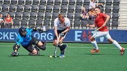 Duitsland en Engeland plaatsen zich voor halve finales EK hockey