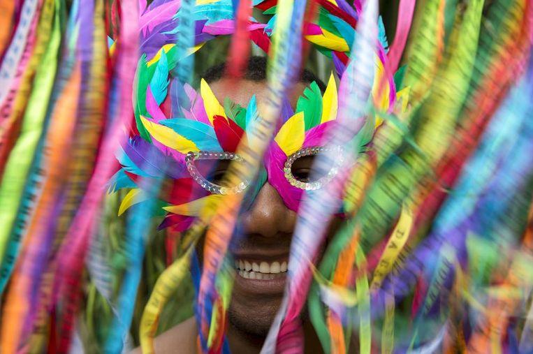 Feesten als in Rio, gewoon in Amsterdam Beeld Shutterstock