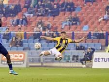 Feyenoord grijpt naast Bryan Linssen