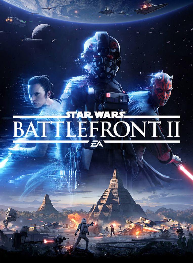 Cover van Star Wars: Battlefront II.